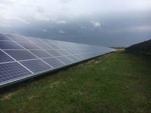 Сонячна електростанція в Снятині, 4 МВА