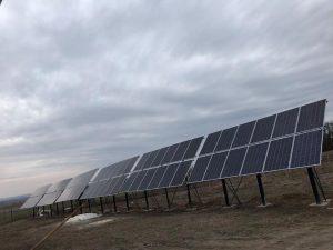 Сонячні панелі Amerisolar
