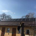 Панелі JA Solar 310 W mono та інвертор Huawei 12 кВт