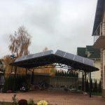 Гібридна сонячна електростанція, Рев'єра Золочів